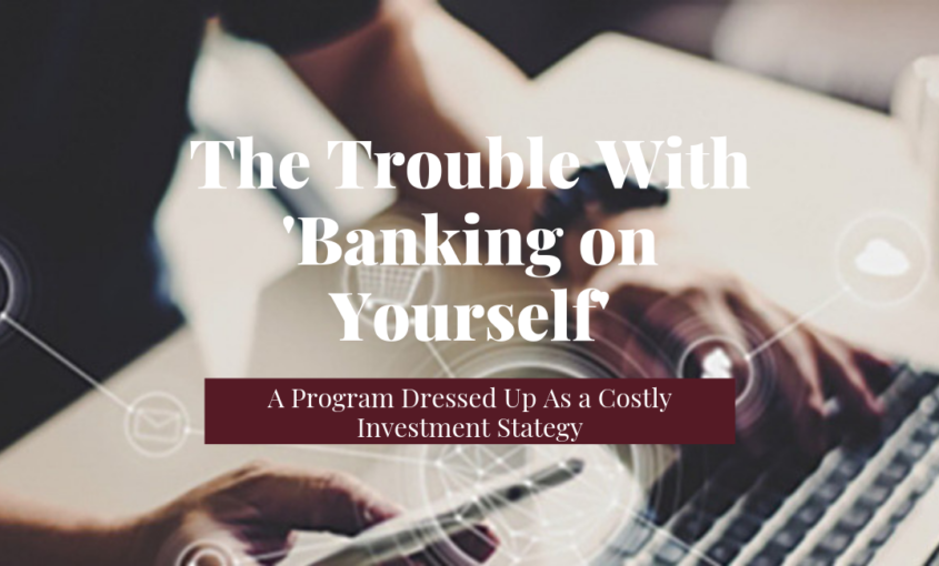 The Trouble With 'Banking on Yourself'