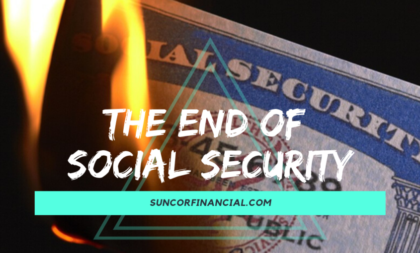The end of social security