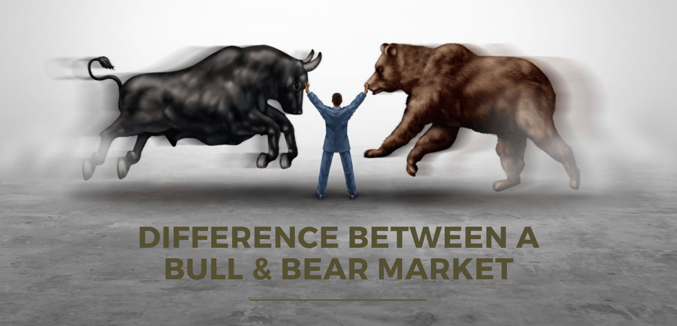 What's the Difference Between a Bull & Bear Market?